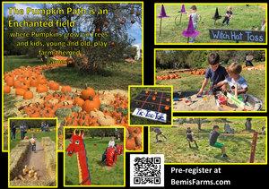 Pumpkin Path Sept 25 & 26